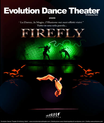 FIREFLY - eVolution dance theater