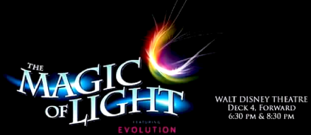 THE MAGIC OF LIGHT - eVolution dance theater