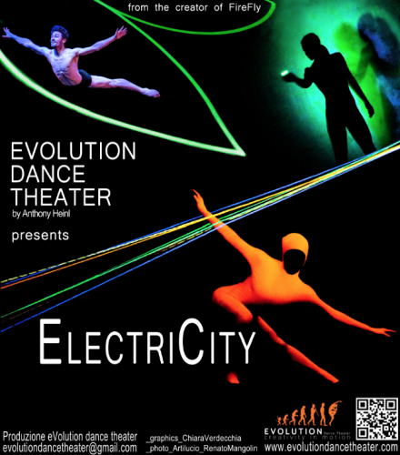 ELECTRICITY - eVolution dance theater