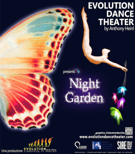 NIGHT GARDEN - eVolution dance theater