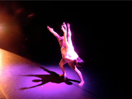 Nadessja Casavecchia - Contemporary - eVolution dance theater